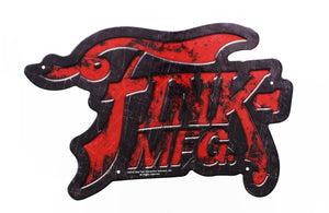 BioShock Fink Manufacturing Tin Sign