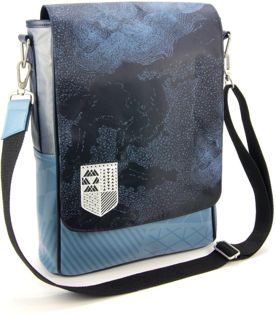 Destiny Starmap/Guardian Crest Vertical Messenger Bag