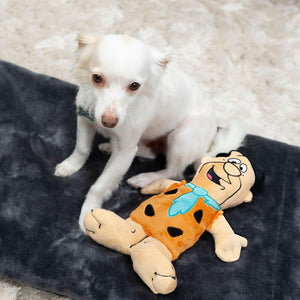 "The Flintstones Fred Flintstone 12"" Plush Dog Toy"