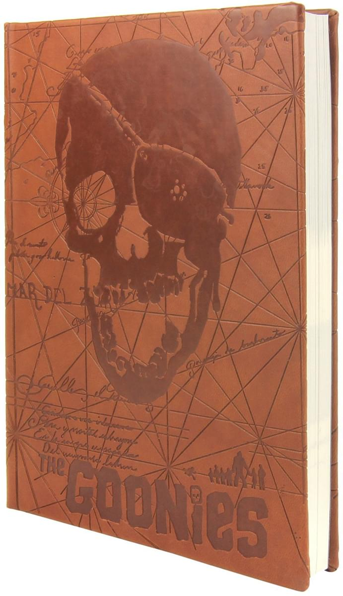 The Goonies One-Eyed Willie Hardcover Journal
