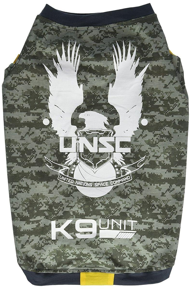 Halo UNSC K9 Division Dog Shirt
