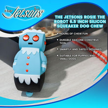 Load image into Gallery viewer, The Jetsons Rosie the Robot 6.5 Inch Silicon Squeaker Dog Chew Toy