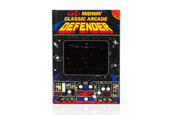 Midway Arcade Games Hardback Journal - Defender