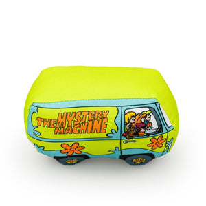 "Scooby-Doo Mystery Machine 6"" Plush Dog Chew Toy"