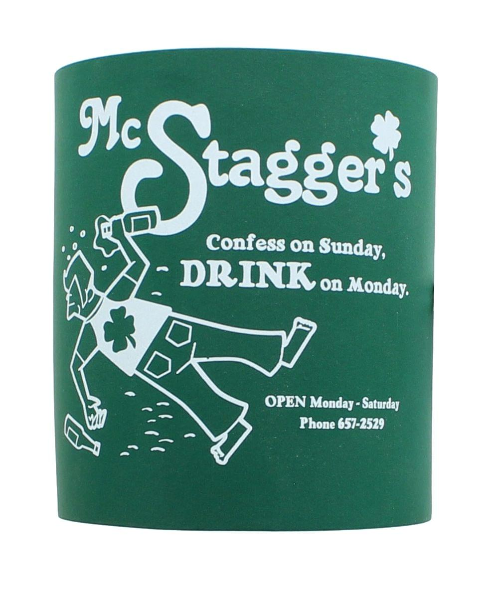 Foam Can Cooler - McStagger's