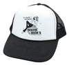 "Kitsch on the Rocks ""Disco Dick's"" Foam Adult Trucker Cap"