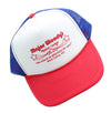 Kitsch on the Rocks Major Woody's Foam Adult Trucker Cap
