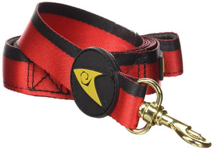 Star Trek Starfleet Red Uniform 6ft. Dog Leash