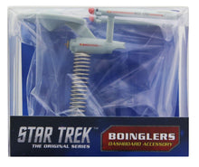 Load image into Gallery viewer, Crowded Coop Star Trek NCC-1701 Enterprise Boingler Bobble Head