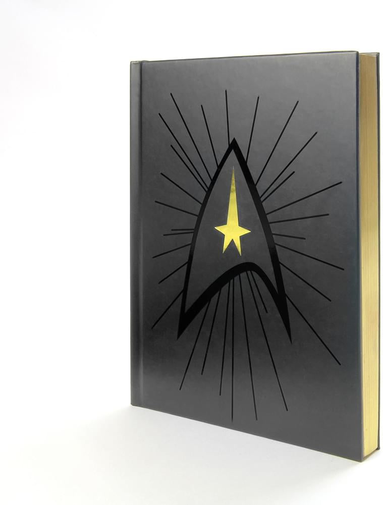Star Trek: The Original Series Captain Log Hardcover Journal