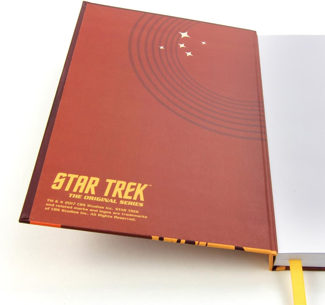 Star Trek: The Original Series Uhura Hardcover Journal