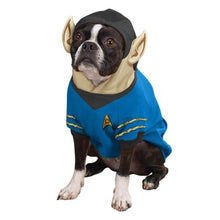 Load image into Gallery viewer, Star Trek Spock Dog Costume Hoodie Pet X-Large