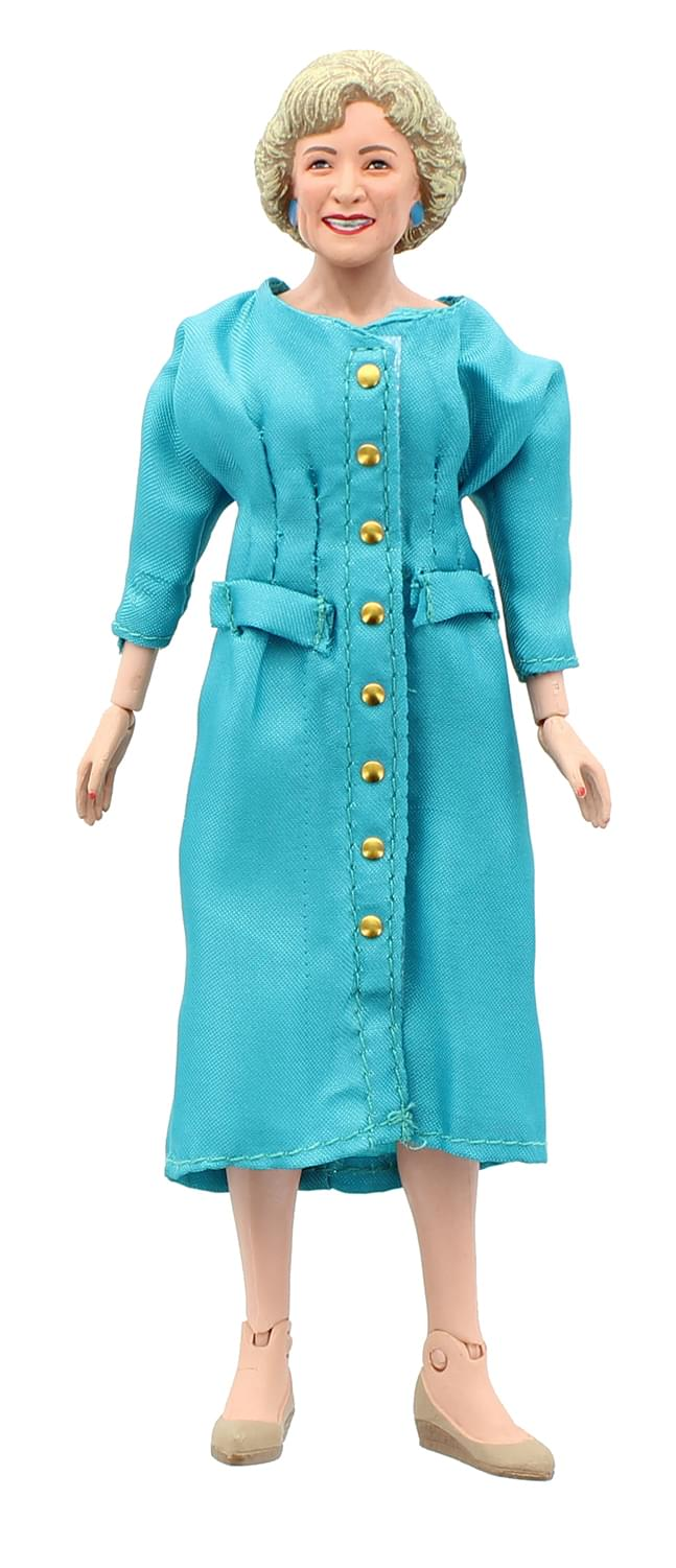 The Golden Girls 8 Inch Retro Clothed Figure - Rose