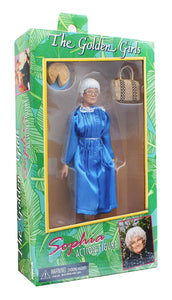 The Golden Girls 8 Inch Retro Clothed Figure Set of 4