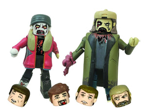 Zombie Jay and Silent Bob 2-Pack Minimates Figure