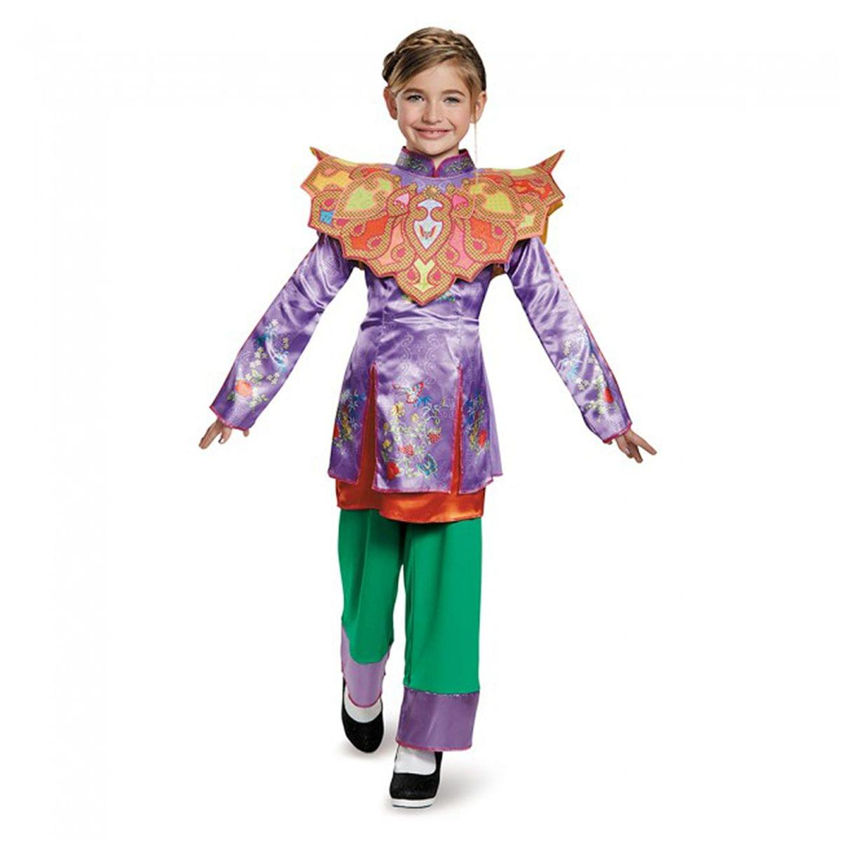 Alice Through The Looking Glass Asian Inspired Classic Girl's Costume