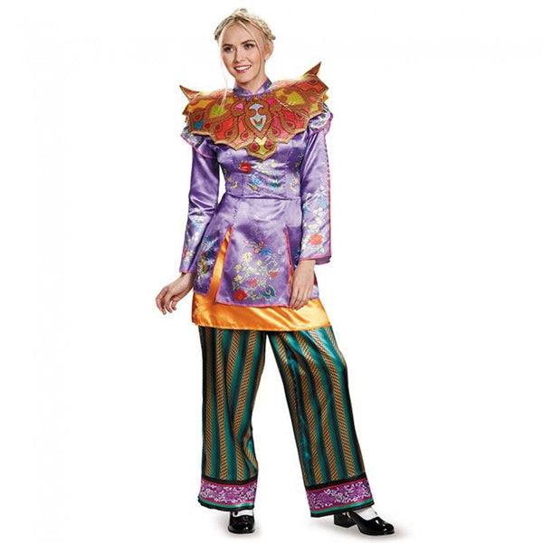 Alice Through The Looking Glass Women's Alice Asian Inspired Deluxe Costume