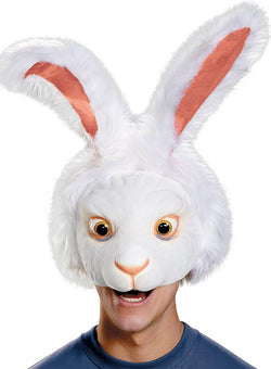 Alice Through The Looking Glass White Rabbit Adult Costume Headpiece