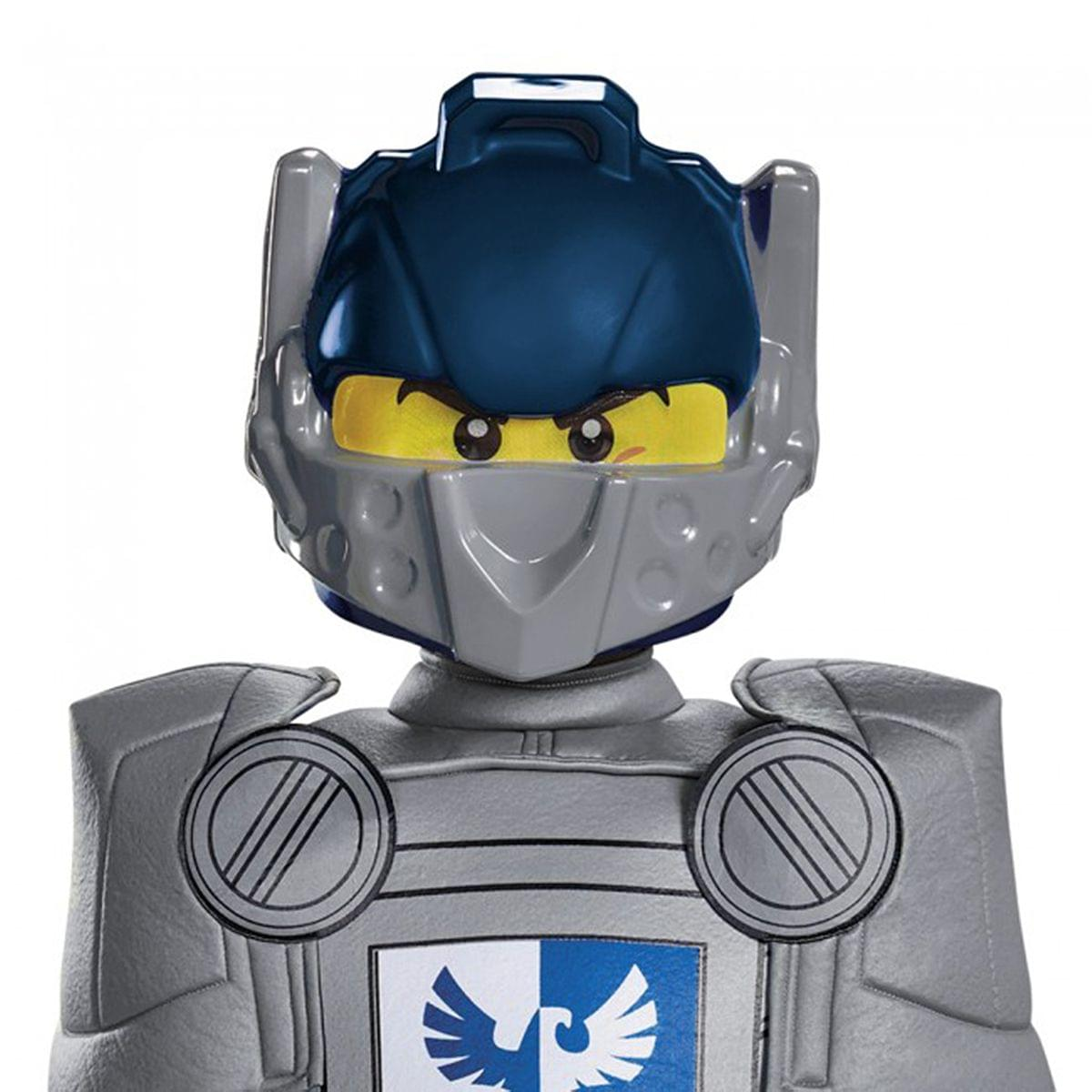 Lego Nexo Knights Clay Costume Mask Child
