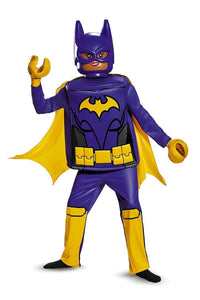 Batman LEGO Movie: Batgirl Deluxe Girls Costume