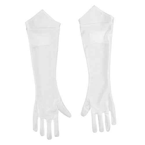 Super Mario Bros. Princess Peach Gloves Child Costume Accessory