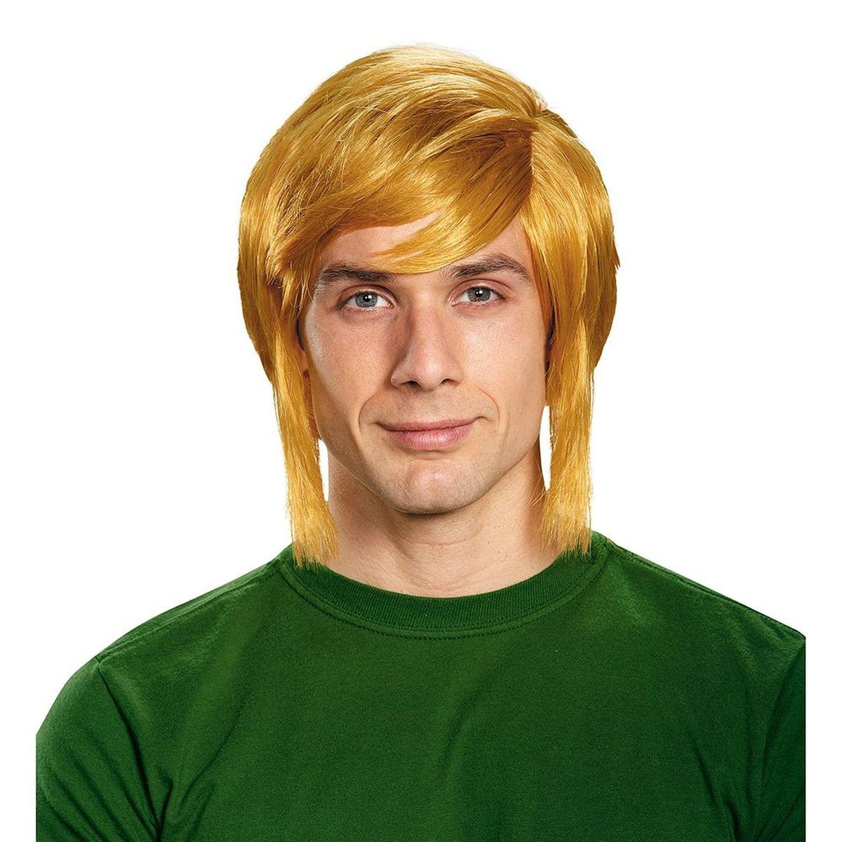 Legend of Zelda Link Adult Wig Costume Accessory