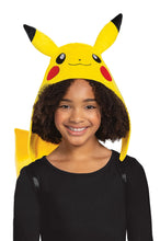 Load image into Gallery viewer, Pokemon Pikachu Adult Costume Accessory Kit | One Size