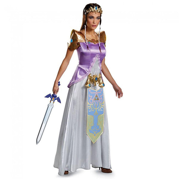 Legend of Zelda Princess Zelda Deluxe Costume Adult