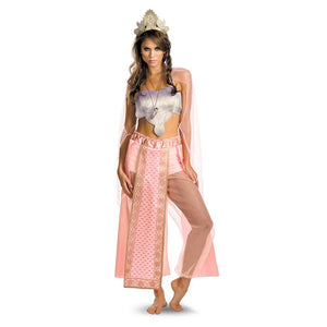Prince Of Persia Princess Tamina Sassy Deluxe Costume Adult 8-10