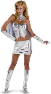 Marvel Emma Frost Sexy Deluxe Adult Costume
