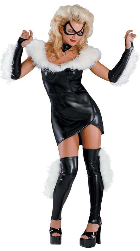 Marvel Black Cat Sassy Prestige Teen Costume