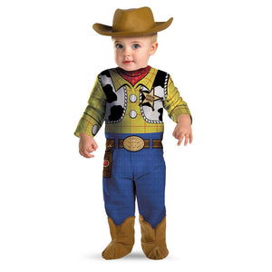 Toy Story Woody Jumpsuit Child Classic Costume Baby