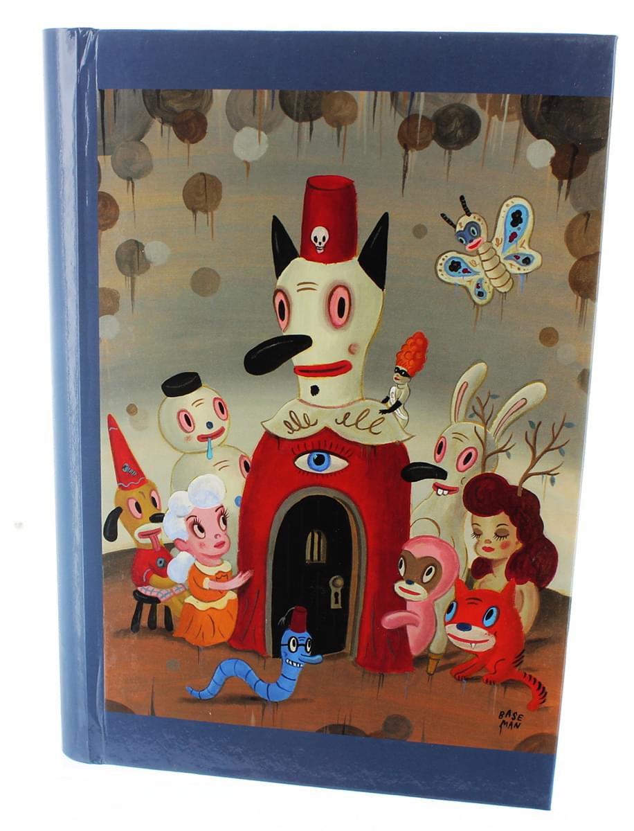 Gary Baseman Door Open Journal
