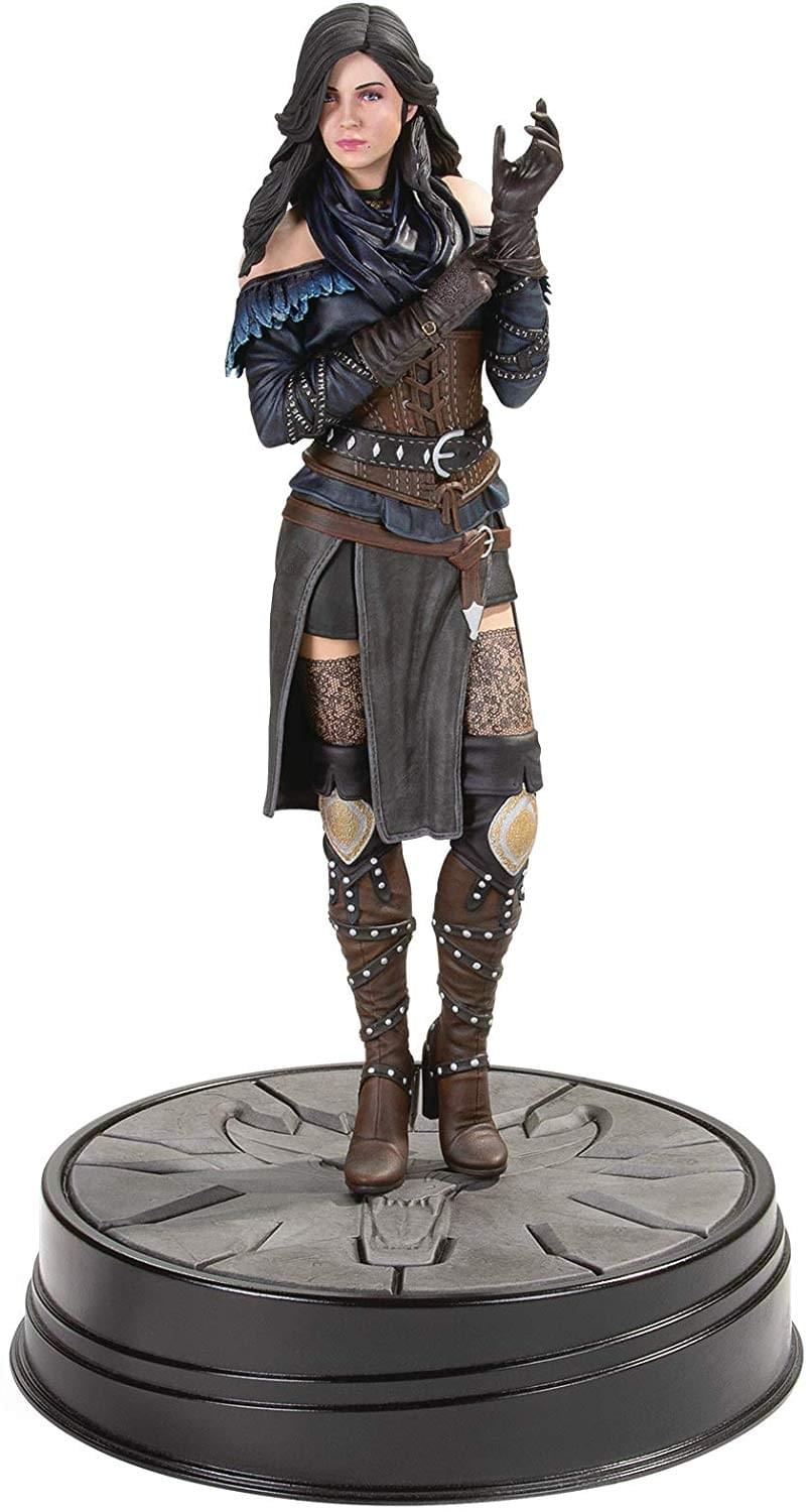 The Witcher 3 Wild Hunt Yennefer 10 Inch Series 2 Figure