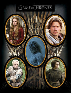Game Of Thrones Magnet Character Set 2