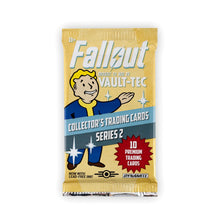 Load image into Gallery viewer, Fallout Trading Cards Series 2 | Sealed Blister Pack | Contains 10 Random Cards