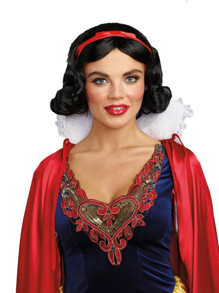 Fairytale Princess Adult Costume Wig