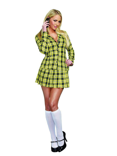 Fancy Girl Adult Costume