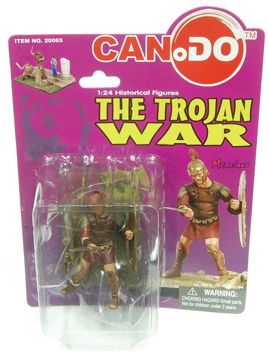 1:24 Scale Historical Figures The Trojan War Case Of 48