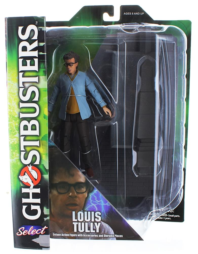 Diamond Select Ghostbusters Select Louis Tully Series 1 Action Figure