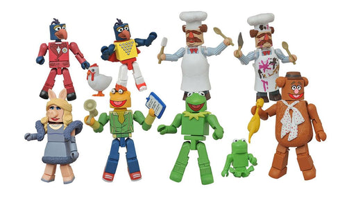 Muppets Minimates Series 1, Sealed Case of 12