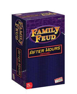 Family Feud Tabletop Adult Card Game After Hours 2018 Edition