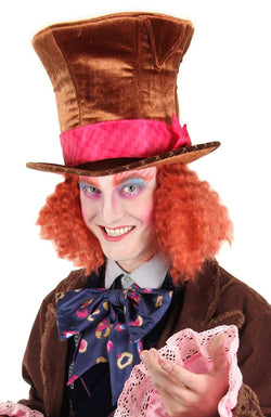 Alice Through the Looking Glass Young Mad Hatter Costume Hat