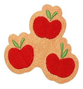 My Little Pony Applejack Glitter Costume Patch Unisize