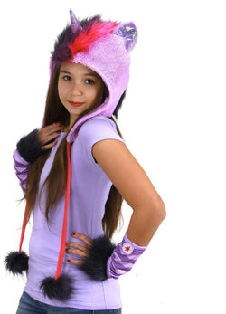 My Little Pony Twilight Sparkle Costume Glovettes