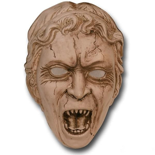 Doctor Who Weeping Angel Vacuform Mask Costume Accessory