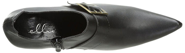 Hazel Witch Costume Shoe Black