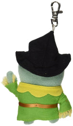 Enesco Ugly Dolls Wizard of Oz Jeero Scarecrow Plush Clip