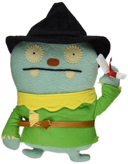 "Ugly Dolls Wizard of Oz 13"" Plush: Jeero as Scarecrow"