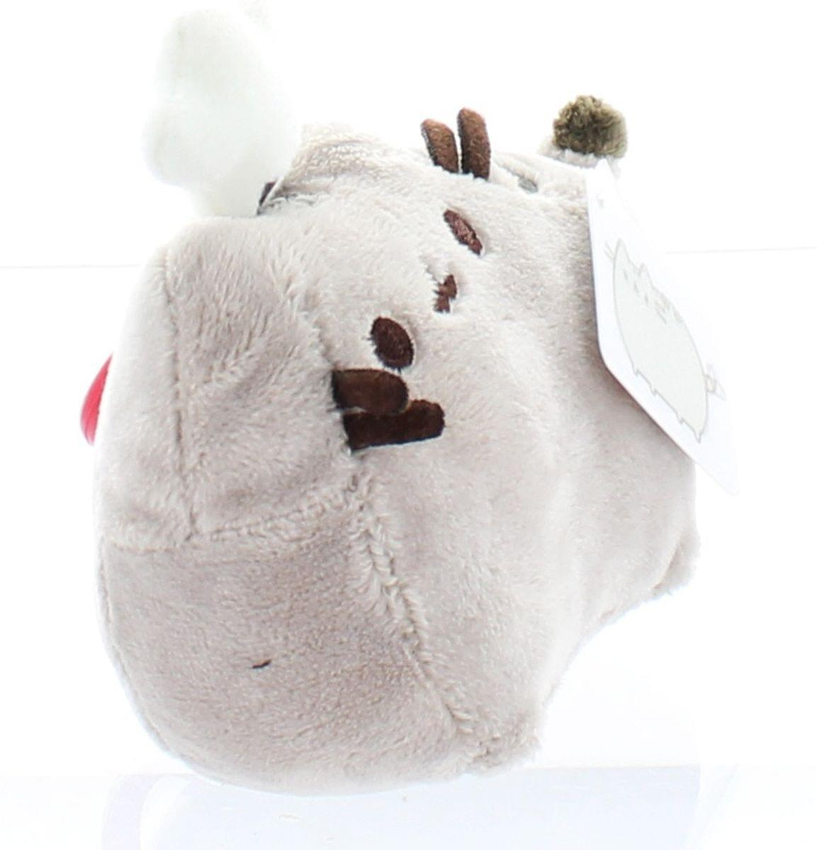"Pusheen The Cat 4.5"" Plush Backpack Clip: Pusheen with Chef Hat"